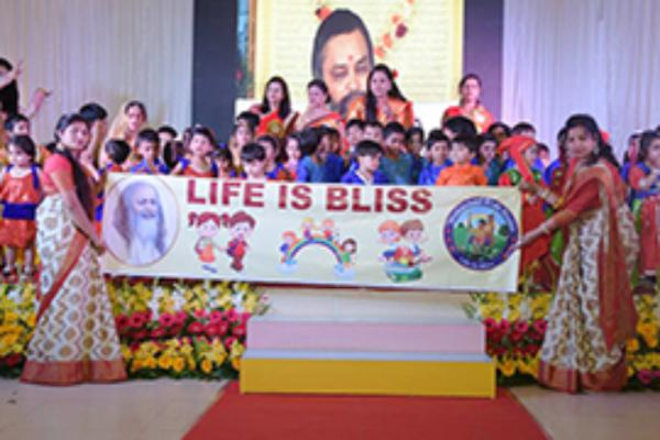 Maharishi Kids Home - Classes